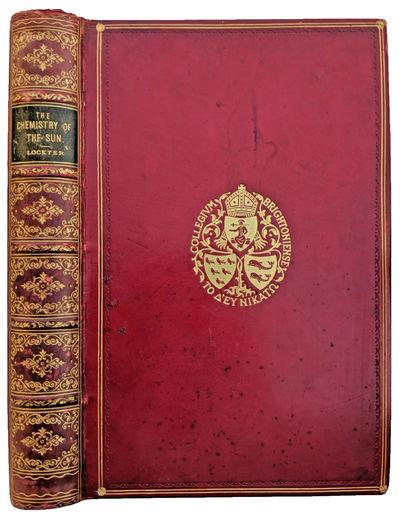 London:: Macmillan, 1887., 1887. 8vo. xix, , 457, pp. Frontis., 134 figs., index. Contemporary crims...