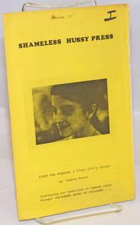 Shameless Hussy Press Catalog #17