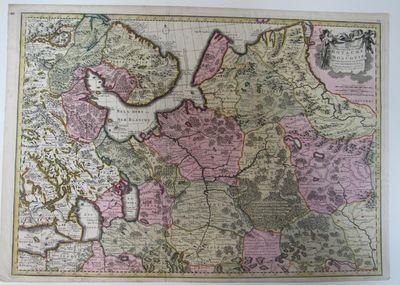 Nouvelle carte geographique du grand...