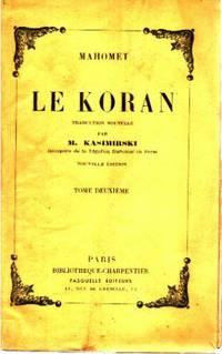 Le koran / traduction nouvelle par kasimirski