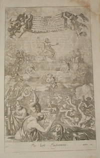 [Biblical Engraving; Gospel of Matthew]: The Last Judgement