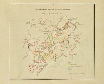 [RUSSIAN GERMANS MAPPED] - Atlas der...