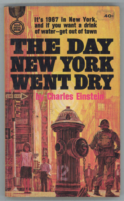Greenwich, Conn.: Fawcett Publications, 1964. Small octavo, pictorial wrappers. First edition. Gold ...