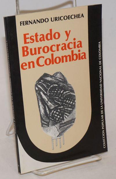 Bogota: Universidad Nacional de Colombia, 1986. Paperback. 126p., wraps, tables, charts, 5 x 8 inche...