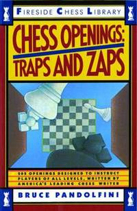 image of Chess Openings: Traps And Zaps