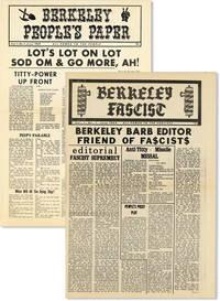 Berkeley People's Paper / Berkeley Fascist. Vol. 1, no. 1