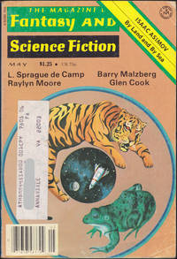 The Magazine of Fantasy and Science Fiction, May 1978 (Vol 54, No 5)