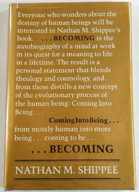 Becoming: Coming into Being