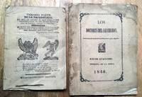 Two Rare Prints in Bolivia - XIX