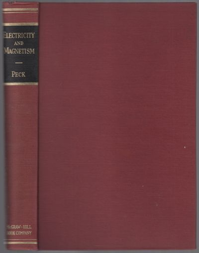 New York: McGraw-Hill, 1953. Hardcover. Near Fine. Octavo. Red cloth. Near fine lacking the dustwrap...
