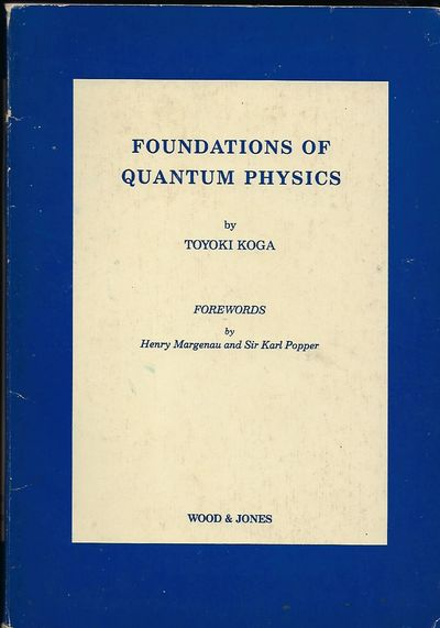 : Wood & Jones, 1980. First Edition. Signed presentation from Koga on half-title page: