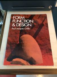 image of Form, Function and Design