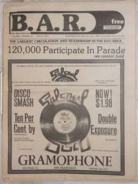 image of B.A.R. Bay Area Reporter: vol. 6,  #14, July 8, 1976; 120,000 Participate in Parade