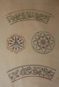 Floral Design Album of a Furniture Maker