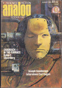 Analog Science Fiction / Science Fact, August 1976 (Volume 96, Number 8)