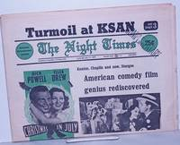 image of The Night Times: the entertainment weekly for Berkeley and the Bay, vol. 2, no. 13 (issue 22) June 28 - July 11, 1972; Turmoil at KSAN