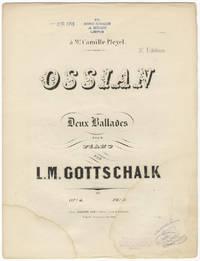 [D-109; Op. 4]. Ossian Deux ballades ... Pr: 5F