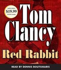 image of Red Rabbit (Jack Ryan)