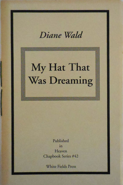 Louisville: White Fields Press, 1994. First edition. Paperback. Very Good +. Sewn wrappers. An unpag...