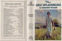 The Able McLaughins - DUST JACKET ONLY by WILSON, Margaret - (1923)
