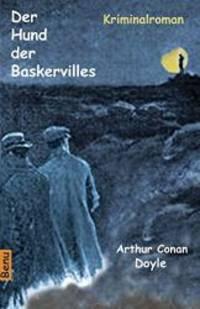 image of Der Hund der Baskervilles: Kriminalroman (German Edition)