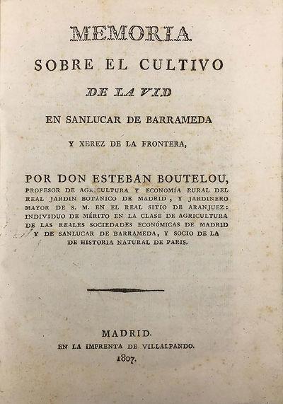 """""""Viticulture in Spain"""""""