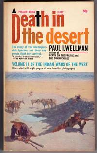 image of DEATH IN THE DESERT - Volume Ll (2) of the Indian Wars of the West