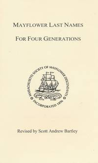 Mayflower last Names for Four Generations