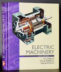 Electric Machinery, Sixth Edition