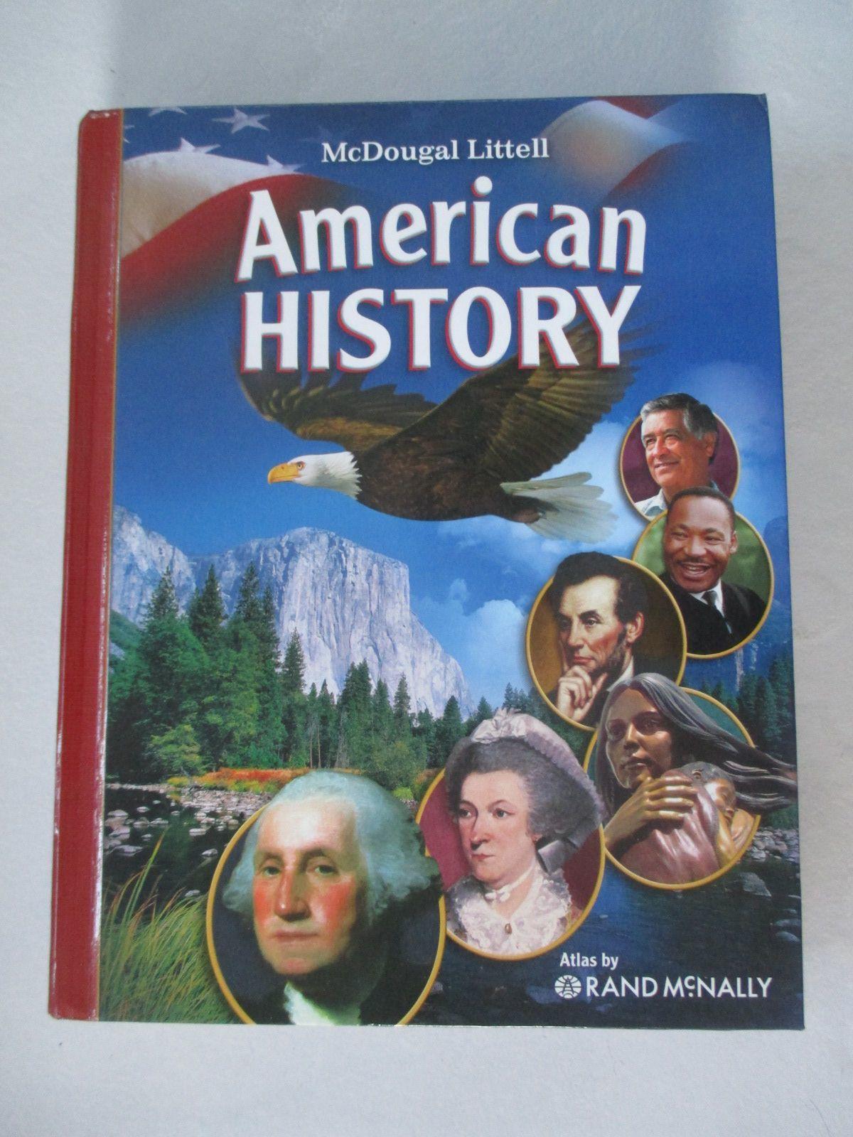 9780618556717 - American history by MCDOUGAL LITTEL