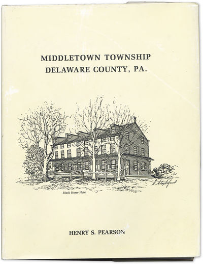 Media, PA: Henry S. Pearson / Baker Printing, 1985. First Edition. Quarto (28.5cm x 23cm). Olive clo...