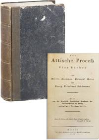 Der Attische Process. Vier Bücher