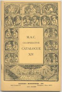 14th Co-Operative Catalogue of Members of the Middle Atlantic Chapter of the Antiquarian Booksellers Association of America. [Cover title]: M.A.C. Co-Operative Catalogue XIV