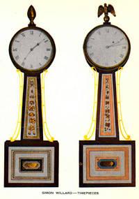 image of Simon Willard and his clocks. [ A history of Simon Willard, inventor and clockmaker]