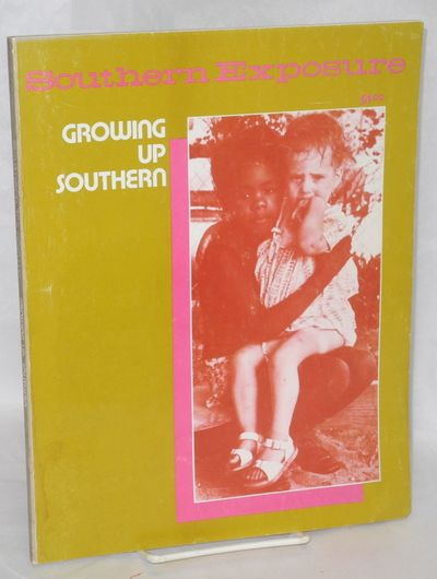 Durham, NC: Institute for Southern Studies, 1980. 128p., moderately worn wraps, illus., 8.5x11 inche...
