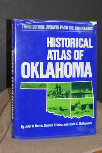 image of Historical Atlas of Oklahoma