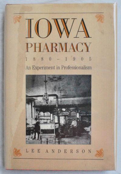 Iowa City, IA: University of Iowa Press, 1989. First Edition. Hardcover. Like New/Like New. FIRST ED...