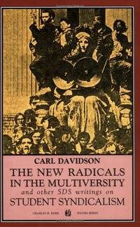 The New Radicals in the Multiversity by Carl Davidson - 1994 - from Orange Cat Bookshop (SKU: 400)