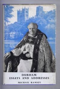 image of Durham Essays and Addresses