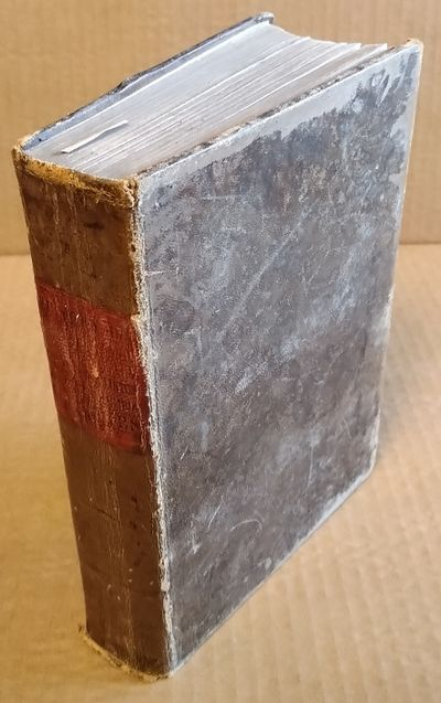 Lancaster, Pa: G. Hills, 1847. First edition. Octavo; 570 pp. Publisher's original leather. Illustra...
