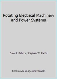 Rotating Electrical Machinery and Power Systems