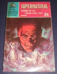 Supernatural Stories, No. 53