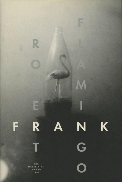 Goteborg, Sweden: Hasselblad Center/ Scalo: Zurich, 1997. First edition. Frank, Robert. Narrow 4to.,...