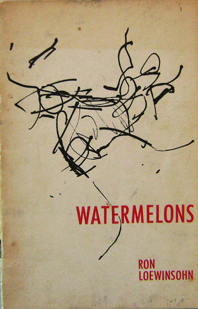 New York: Totem Press, 1959. First edition. Paperback. Good +. 8vo. 29 pp. Introduction by Allen Gin...