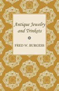 image of Antique Jewelry and Trinkets