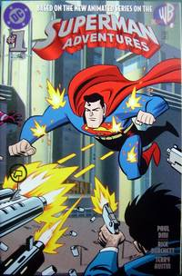 Superman Adventures Numero 1 Original Americano