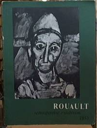 Rouault:  Retrospective Exhibition 1953. The Cleveland Museum of Art / The Museum of Modern Art New York