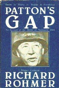 image of Patton's Gap.  An Account of the Battle of Normandy 1944