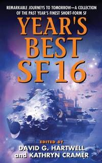Year's Best SF 16 (Year's Best SF Series) by  Kathryn Cramer  - Paperback  - from World of Books Ltd (SKU: GOR005272006)