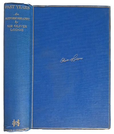 London:: Hodder and Stoughton, 1931., 1931. Thick 8vo. 364 pp. Frontis., plates, index; occasional n...